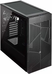#8.Corsair 275R Airflow Mid-Tower Case Tempered Glass