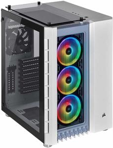 #9. CORSAIR Crystal Series High Airflow 680X RGB