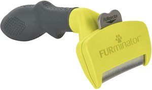 #1 Furminator Undercoat deshedding Tool for Cats – Short Hair