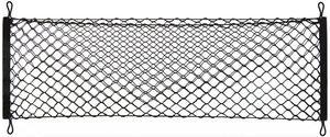 #1 Heavy Duty Cargo Net Stretchable, Universal Adjustable Elastic Truck Net