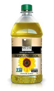 #1 Native Harvest Expeller Pressed Non-GMO Sunflower Oil
