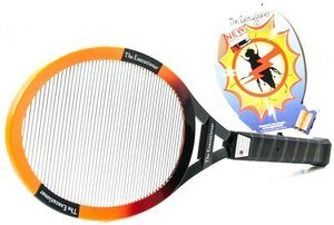 #1 The Executioner Fly Killer Mosquito Swatter