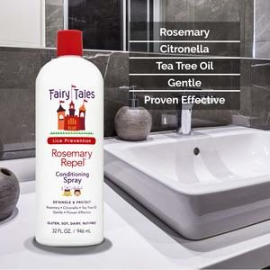 1. Fairy Tales Rosemary Repel Daily Kid Conditioning Spray Refill