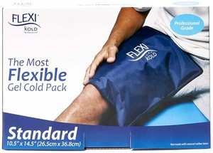 1. FlexiKold Gel Ice Pack -Reusable Cold Pack