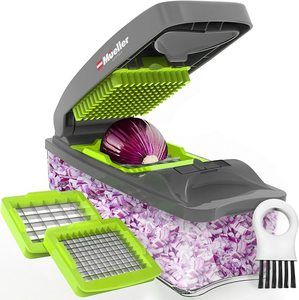 1. Mueller Austria Onion Chopper Pro Vegetable Chopper
