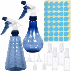 #10 2PCS 400ml Plastic Spray Bottles