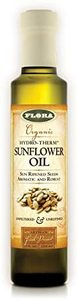 #10 Flora - Organic Hydro-Therm Sunflower Oil - 8.5 oz