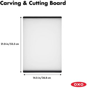 #10 OXO Good Grips Cutting and Carving Board