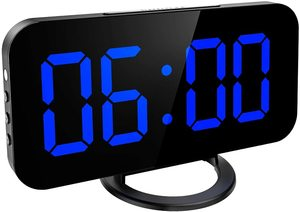 Top 10 Best Digital Wall Clocks in 2020 Reviews