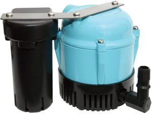 10. Little Giant 550521 Condensate Removal Pump