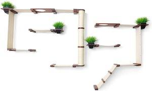 #10.CatastrophiCreations Multiple-Level Wall garden Set