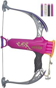 12. Nerf Rebelle Charmed EverFierce Bow