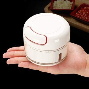12. VEEMOS Manual Food Chopper, BPA Free