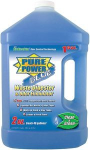 #13 Valterra Pure Power Blue Waste Digester