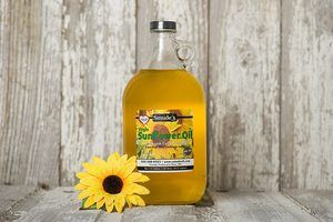 #2 Half Gallon Cold Pressed High Oleic Sunflower Oil