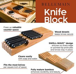 Top 12 Best Knife Case and Knife Blocks in 2020 Reviews