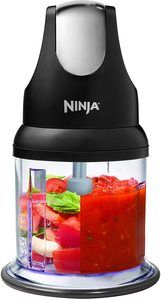 2. Ninja Food Chopper with 200-Watt, 16-Ounce Bowl