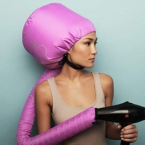 3. Bonnet Hood Hair Dryer Attachment