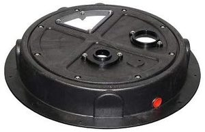 3. The Original Radon Sump Dome (Model SMR16101-CV)
