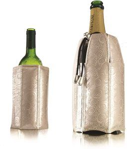 3. Vacu Vin Rapid Ice Wine and Champagne Cooler Set