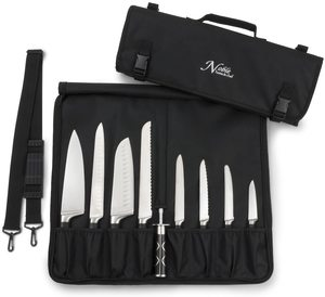 4. Chef Knife Bag (8+ Slots) is Padded