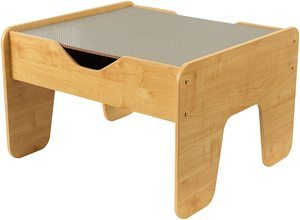 4. KidKraft 2-in-1 Activity Table with Board