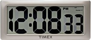 #4. Timex 75071TA2 Large Digital Clock 13.5-Inch