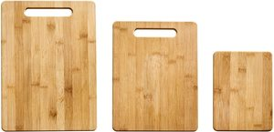 #5 Farberware 3-Piece Bamboo Cutting Board