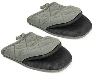 #5 Oven Mitts, 2 Pack