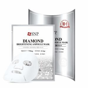 #5 SNP - Diamond Brightening Ampoule Korean Face Sheet Mask