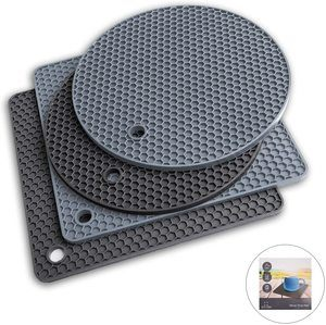 #6 Potholders and Silicone Trivet Mats