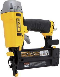 6. DEWALT Brad Nailer Kit, 18GA