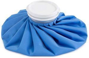 6. Mueller Ice Bag, Blue, 9 Inch