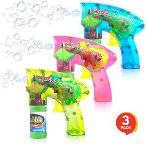 Top 10 Best Bubble Guns in 2021 Reviews