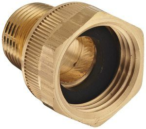 7. Dixon Valve & Coupling BMA974 Brass Fitting