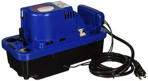 7. Little Giant 554530 VCMX-20ULS Condensate Pump