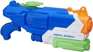 7. Nerf Super Soaker Breach Blast