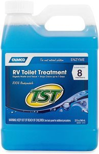 #7Camco TST Clean Scent RV Toilet Treatment, Formaldehyde Free