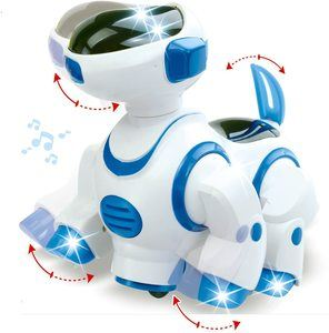 Top 10 Best Robot Dog Toys in 2021 Reviews