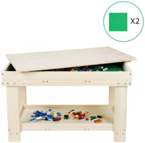8. YouHi Kids Activity Table with Board
