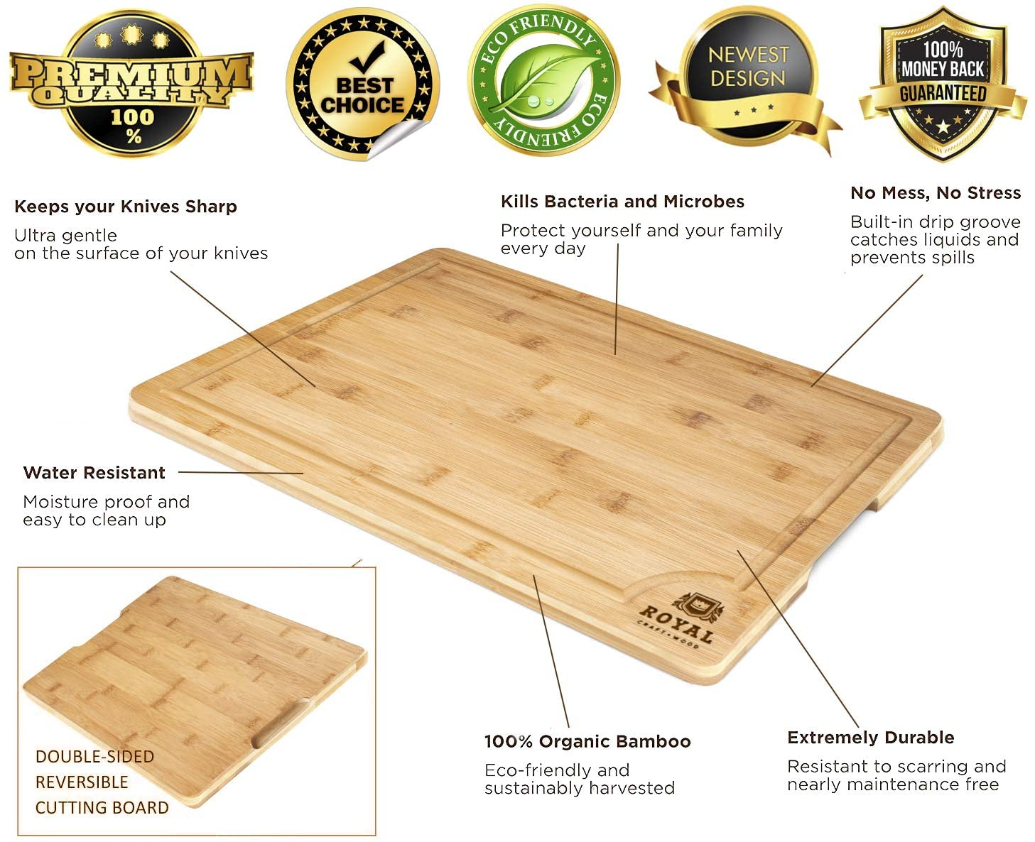 Top 10 Best Cutting Boards in 2020 Reviews