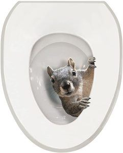 #9 WHAT ON EARTH Exclusive It's a Squirrel