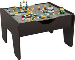 9. KidKraft 2-in-1 Activity Play Table with Board