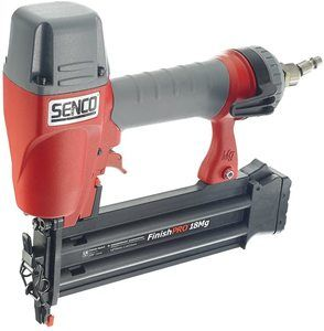 9. SENCO FinishPro® 18MG Brad Nailer