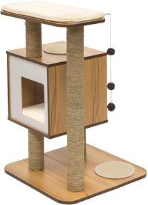 #9. Vesper Cat Furniture, Trees