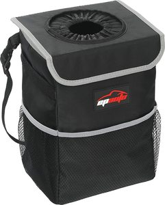 2. EPAuto Waterproof Car Trash Can