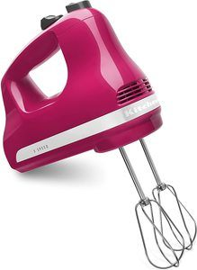 2. KitchenAid KHM512CB 5-Speed Hand Mixer