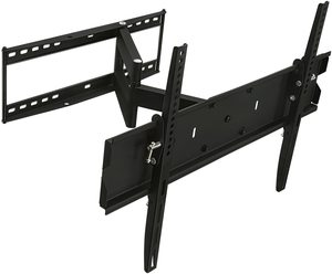 2. Mount-It! Swivel TV Wall Mount, Black