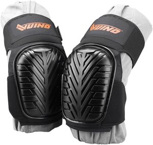 #8 VUINO Heavy Duty Knee Pads
