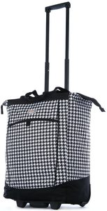 #9 Olympia Fashion Rolling Shopper Tote